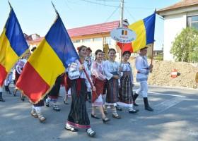 """Festivalul Internațional de Folclor """"Ceahlăul"""", Roznov – 04 august 2015"""