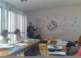 Asociația Centrul de Incubare Creativ-Inovativ de Afaceri Roznov, promovează antreprenoriatul creativ în rândul tinerilor