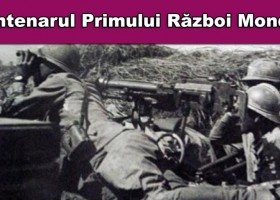 Neamț: Ceremonii militare pentru comemorarea eroilor din Primul Război Mondial