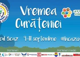 Asociația Sens Civic: Acțiune de ecologizare a Lacului Izvorul Muntelui (Bicaz)