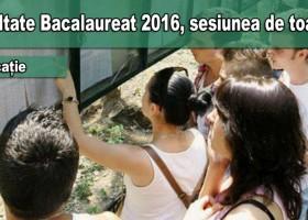 Bacalaureat de toamnă 2016. Vezi rezultatele obținute în județul Neamț