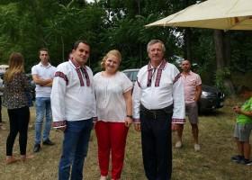 Zi de sărbătoare în orașul Roznov