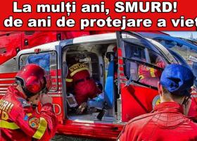 SMURD România – 26 de ani de protejare a vieţii