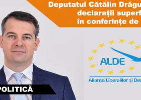 Deputatul Drăgușanu începe să piardă din rigurozitatea caracteristică