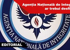Agenția Națională de Integritate ar trebui desființată