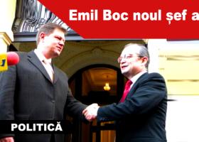 Emil Boc, noul șef al PNL ?