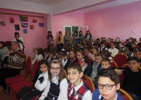 """Concursul literar-artistic interjudeţean """"Prietenii lui Eminescu"""", ediția a IV-a"""