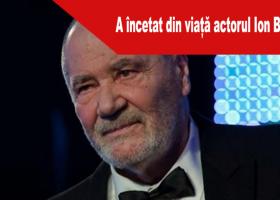 A murit actorul Ion Besoiu !