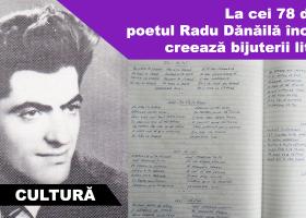 În vizită la poetul nemțean Radu Dănăilă
